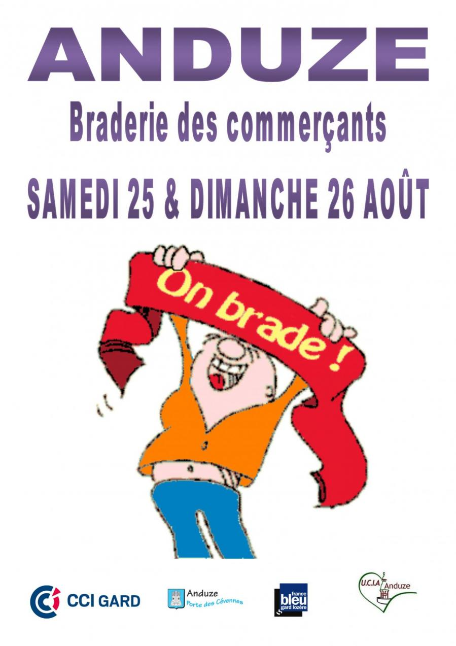 Braderie commercants a4